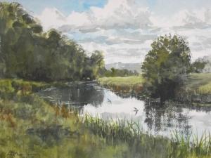 River Avon near Freshford