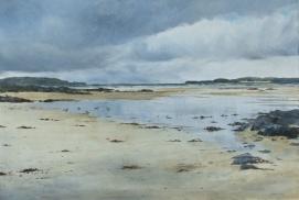 Balnakeil Bay, Sutherland (oil) SOLD
